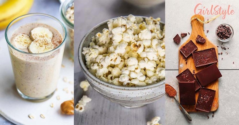 Trying To Lose Weight? 5 Tasty & Healthy Snacks You Can Still Eat!