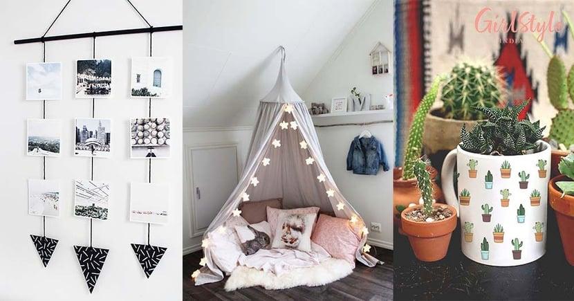 10 Brilliant Low Budget Room Decor Ideas For A Makeover