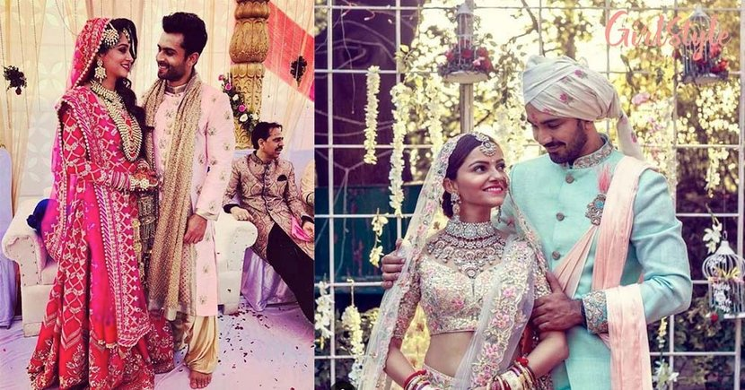 #WeddingSutra: Top 5 Lovely Real-Life Wedding Outfits Of Television Actresses
