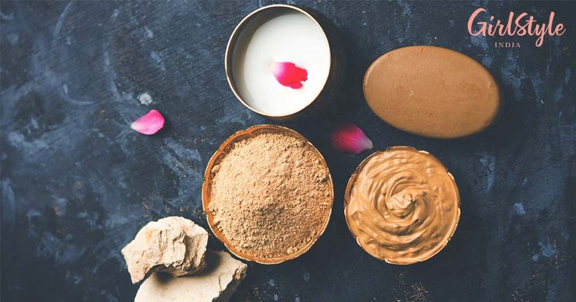 7 Homemade Multani Mitti Face Packs & Their Benefits Straight From Our *Dadi Ke Gharelu Nuske*