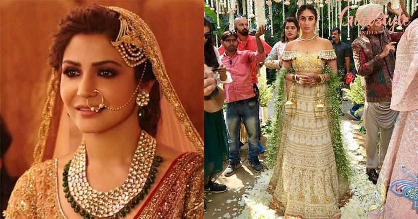 5 Bridal Looks Of Gorgeous On-Screen Bollywood Brides We Just Can't Get Enough Of