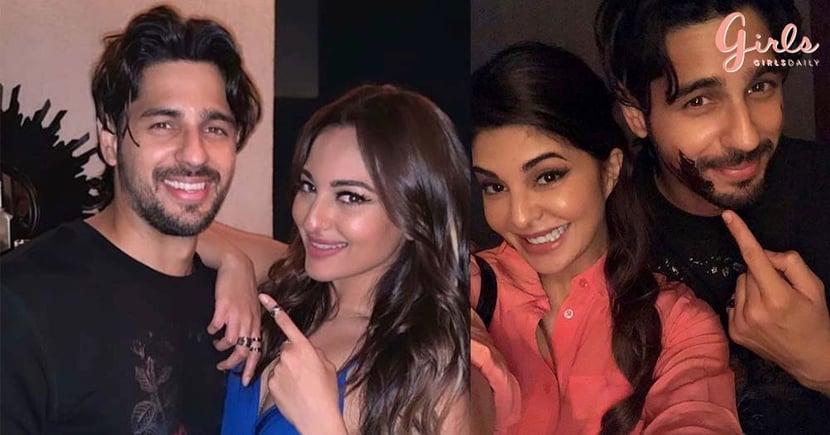 Bollywood Does *Party All Night* For Sidharth Malhotra's 34th Birthday Celebrations