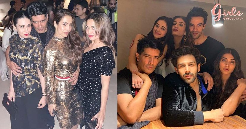 B-Town Celebs Dressed Up For Punit Malhotra's Birthday & They All Looked Like *Fashion Geeks*
