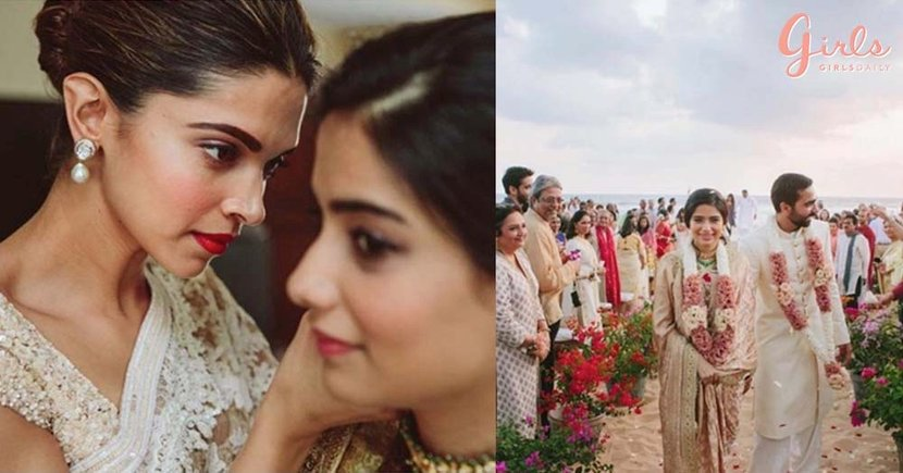 Deepika Padukone Was The Most *Captivating* Bridesmaid For ...