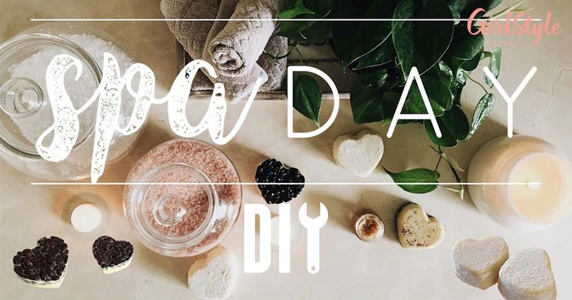 Here's How You Can Have A DIY Pamper Day At Home With These Simple Recipes