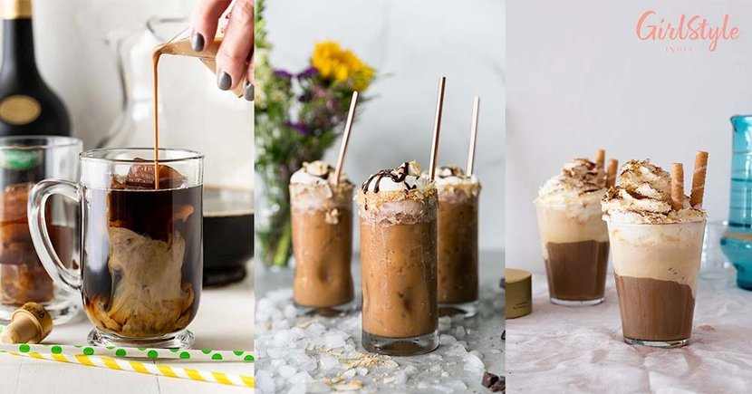 These 7 Summer Drinks Will Make Your Feel Like Nirvana If You Are A Coffee Lover!