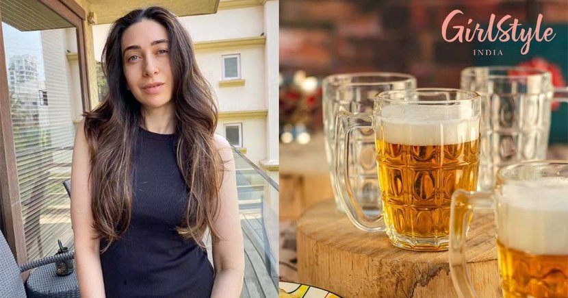 3 Amazing Benefits Of Beer For Soft & Shiny Hair