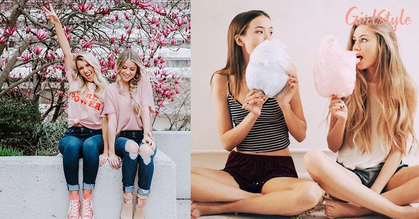 21 Poses That You Can Replicate With Your BFF's To Click The Perfect Picture!