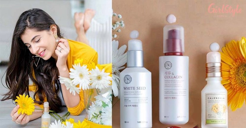 Pamper Your Skin With These Amazing Serums From *The Face Shop*