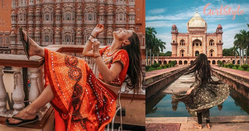 17 Brilliant Photo Poses You Can Try On Your Next Vacation