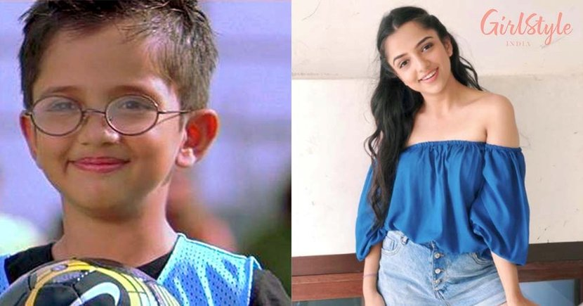 My Friend Ganesha Actor Ahsaas Channa Is All Grown Up & She Looks ...