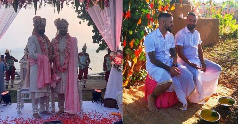 Katrina Kaif Attends Celebrity Makeup Artist Daniel Bauer's Wedding in Goa