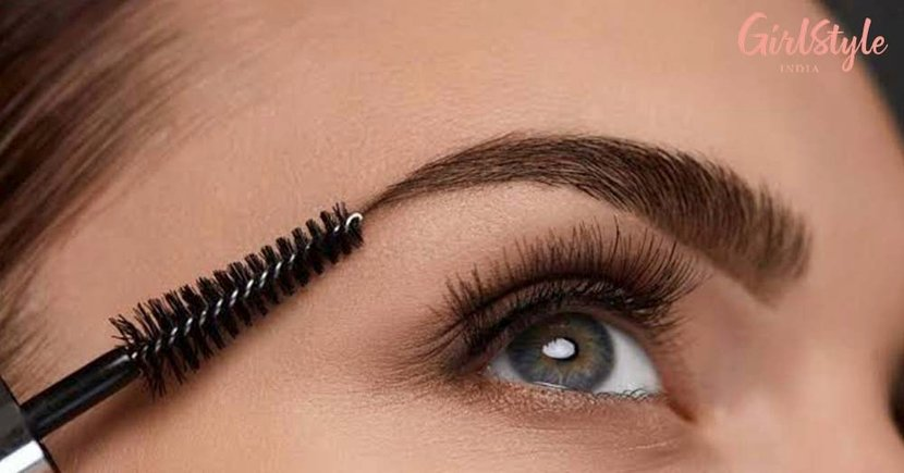 How To Make An Easy DIY Tinted Eyebrow Gel
