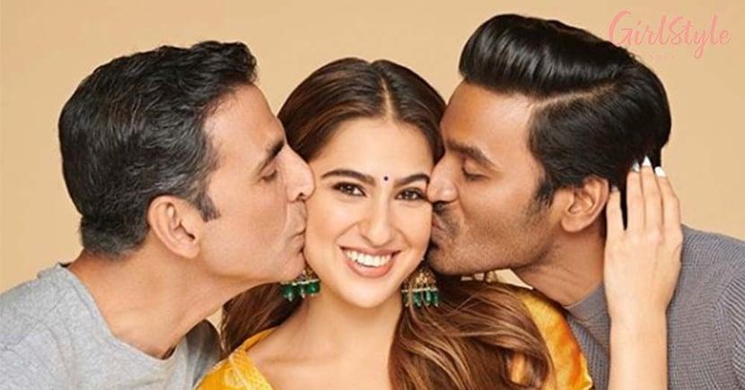 Atrangi Re: Sara Ali Khan, Akshay Kumar & Dhanush Come Together For Aanand L Rai's Next