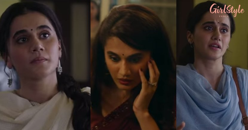 Thappad Trailer: Taapsee Pannu's Film Is A Tight Slap To Those Who Think *Marpeet Is An Expression Of Love*