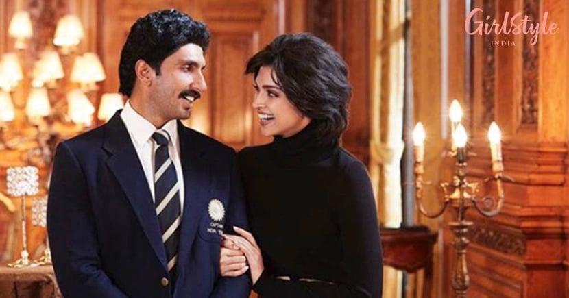 Deepika Padukone Shares The First Look As Romi Dev From Ranveer Singh's '83