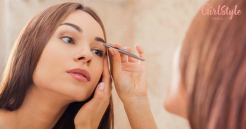 Got Bushy Eyebrows?! Here Are The Steps That Will Guide You, To Shape Your Eyebrows While Staying At Home