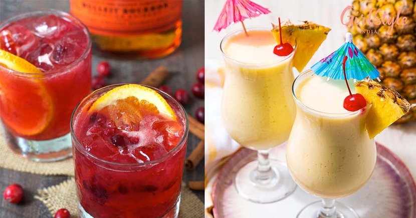 3 Mouth Watering & Refreshing Drinks That You Can Easily Prepare & Enjoy To Take A Break From Intense Summer Heat
