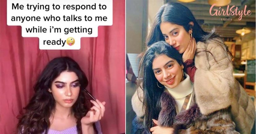 Starkid Khushi Kapoor Is An Actress In Making & Her Recent TikTok Video Is Just The Proof You Need