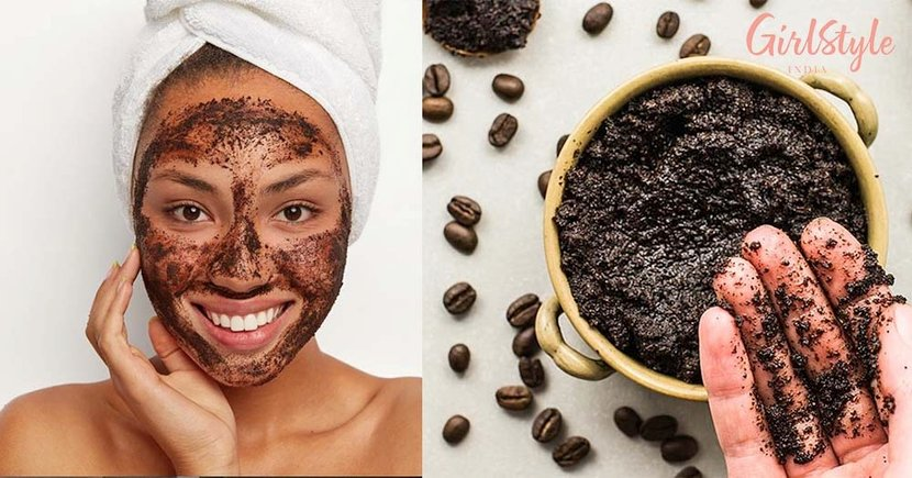 Can't Get Rid Of Dead Skin Cells & BlackHeads? Here Comes An Amazing Coffee Scrub To The Rescue