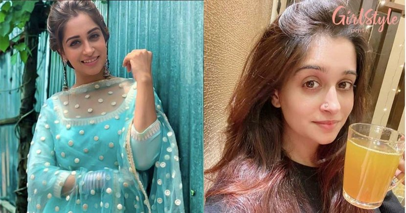 """This Secret """"Nuska"""" Helps Actress Dipika Kakkar To Stay Healthy, Fit & In Maintain Glowing Skin"""
