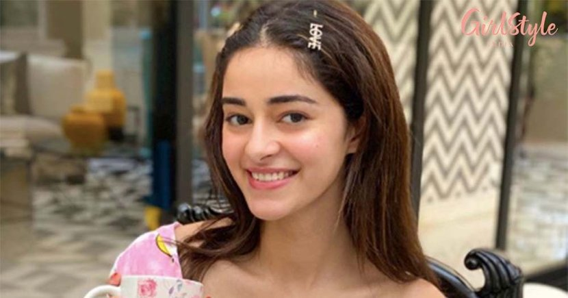 Ananya Panday's Casual Summer Look For The Indoor Magazine Photoshoot Is What We All Need During This Lockdown