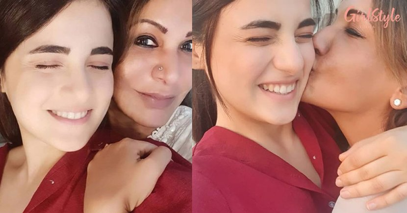 Hugs & Kisses! Radhika Madan Finally Meets Her Mother After 14 Days Of Self-Quarantine