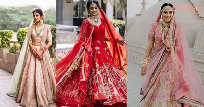 Budget Wali Shaadi! Here's Why you Should Rent Your Bridal Lehenga