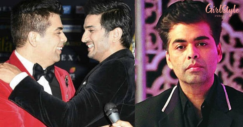 Karan Johar Is Constantly Crying After Brutal Trolling Post Sushant Singh Rajput's Death, Reveals His Friend