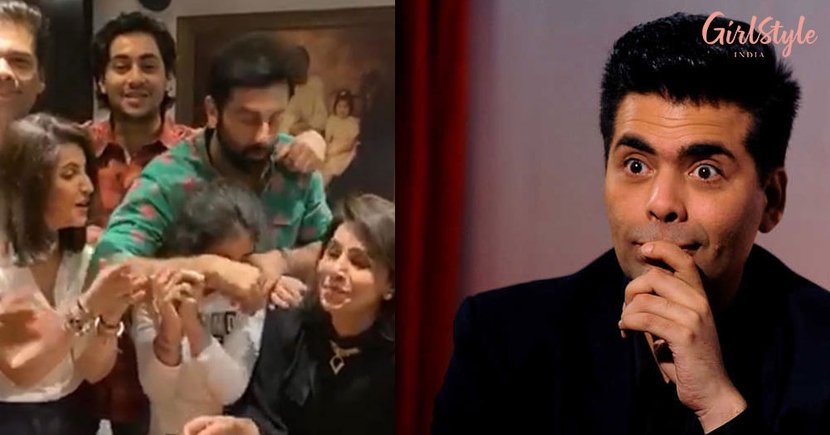 No Remorse On His Face! Karan Trolled For Attending Neetu's Party Post Sushant's Death
