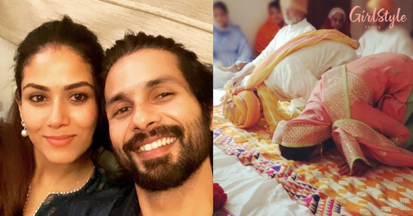 Shahid & Mira'sWedding Anniversary Wishes For Each Other Are Beautiful Beyond Words