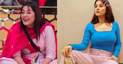 Shehnaaz Gill Undergoes Body Transformation With12 Kgs Weight LossIn Six Months, Here's What She Said