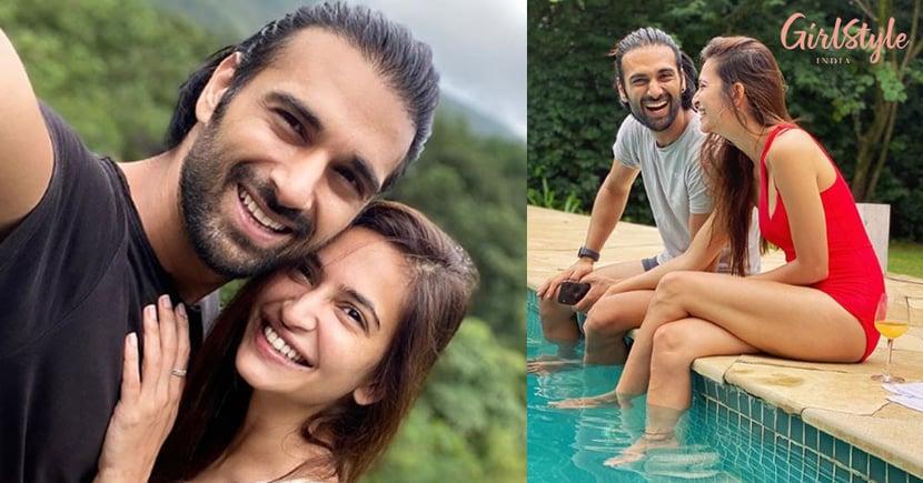 Pulkit Samrat-Kriti Kharbanda's Latest Pics Prove They Are Head Over Heels In Love