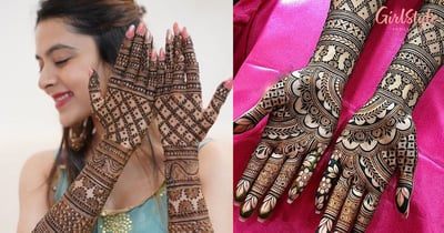 Easy And Safe Tips To Remove Mehendi From Your Hands