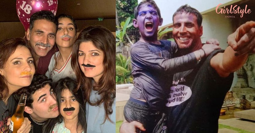 Birthday Alert! Akshay Kumar And Twinkle Khanna Have The Sweetest Wishes For Son Aarav