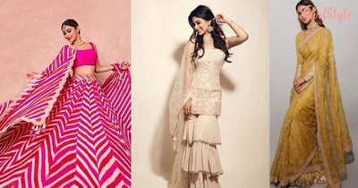Mouni's Ethnic Diaries Are For Every Bride & Bridesmaid Out There