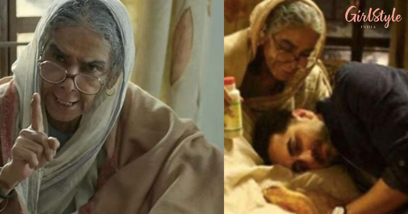 Surekha Sikri In ICU, Ayushmann And Other Celebs Wish For Her Speedy Recovery