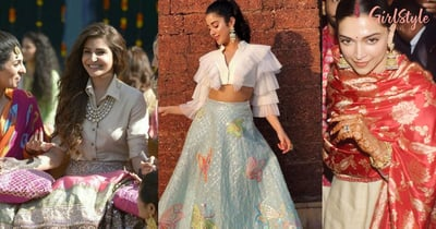 Here's How You Can Reuse Wedding Lehenga After Your Marriage