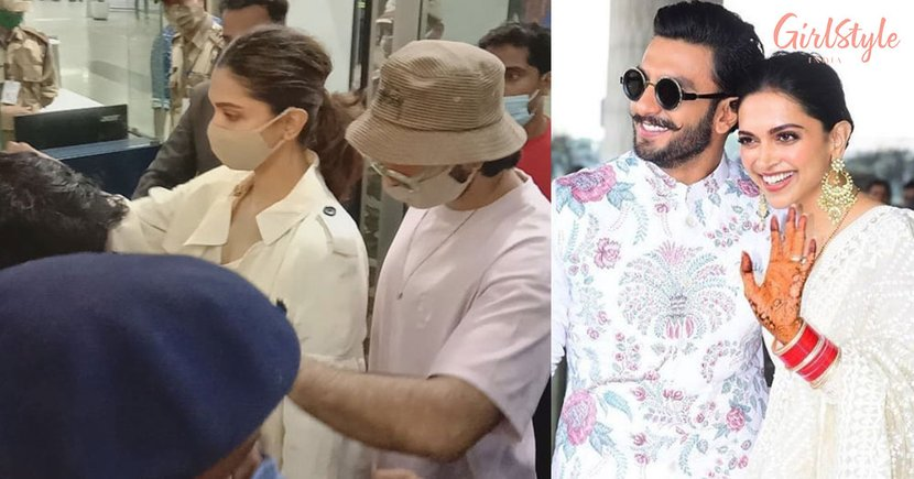 Deepika Returns From Goa With Ranveer, To Get Questioned By NCB In The Drug Case