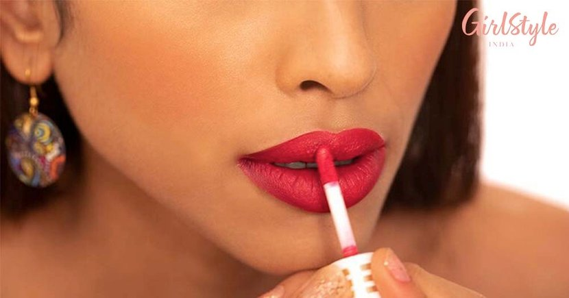 This Mind-Blowing Hack Gets Every Last Drop of Product From the Bottom of the Liquid Lipstick Tube