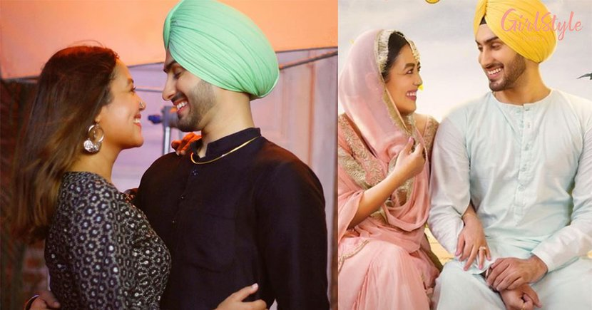Neha Continues To Share Romantic Pics WithRohanpreet Singh Amid Her Wedding Rumours