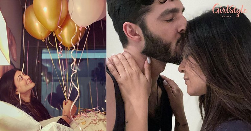 Sushmita's Beau Rohman's Birthday Wish For Her Is All About Forever Wala Love, A Look At Celebration Pics