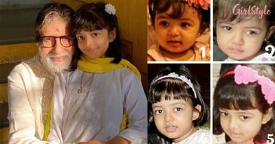 Amitabh Bachchan Wishes Granddaughter Aaradhya On Her Birthday