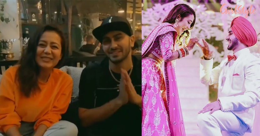 Neha & Rohanpreet Give A Glimpse Of Their Honeymoon And They're Making Us Believe Life Is Beautiful