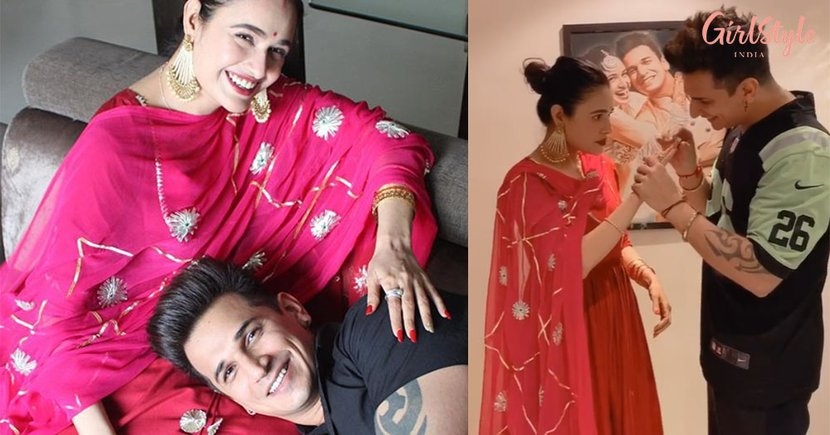 Prince Narula's Wife Yuvika Chaudhary Reacts To Her Pregnancy Rumours, Read Details