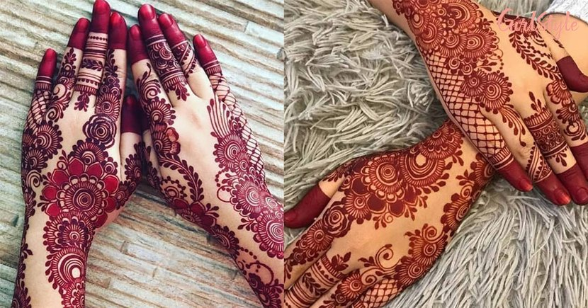 Latest Mehendi Designs For The Ongoing Festive & Wedding Season