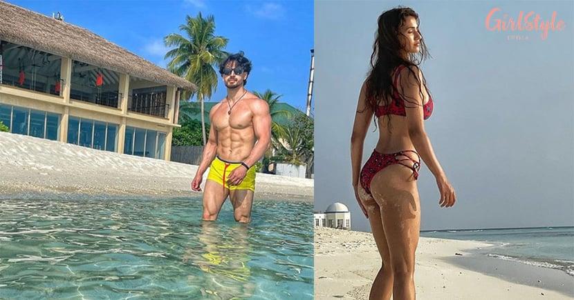 Tiger Shroff And Disha Patani Share Their Separate Pics From Vacation But *Public Sab Janti Hai*