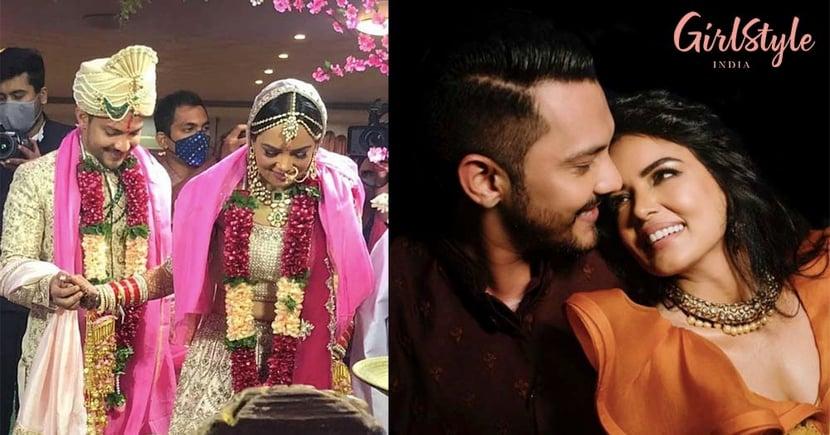 Aditya Narayan Marries Shweta Agarwal Girlstyle India