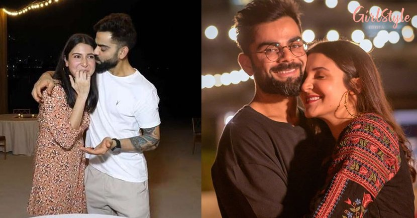Virat Kohli Just Changed His Twitter Bio & Our Hearts Are Melting