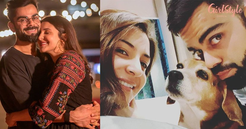 Virat Kholi & Anushka Sharma Send Hampers To Paps, Request Them To Respect Their Child's Privacy
